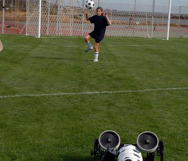 pro trainer soccer